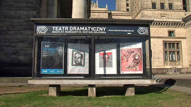 Plakaty Teatru Dramatycznego tvnwarszawa.pl