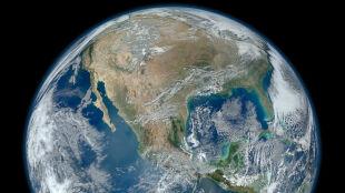 """""""Blue Marble"""" A. D. 2012. Zobacz spektaularne zdjęcie Ziemi"""