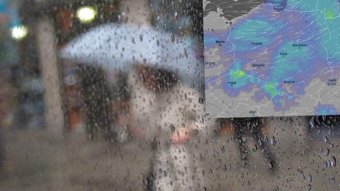 Prognoza pogody na pięć dni: żegnamy słońce, wyciągamy parasole