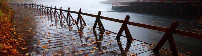 Prognoza pogody na dziś: miejscami do 10 l deszczu. Najniższą temperaturą okażą się 4 st. C