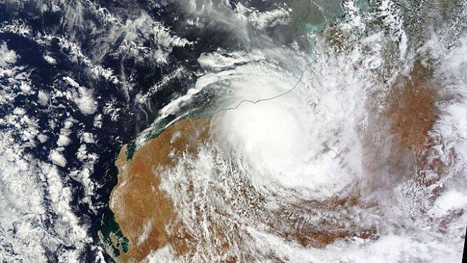 W Australii zanotowano najsłabszy sezon huraganów od prawie pół wieku