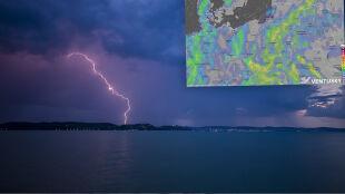 Pogoda na 5 dni: będzie się działo - deszcz, burze i porywisty wiatr