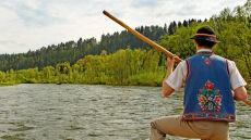 Po Dunajcu łodzią, a po Biebrzy tratwą. Sezon na rzekach rozpoczęty