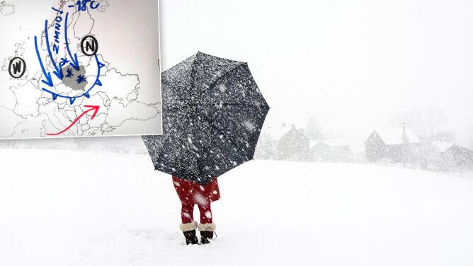 """Teraz """"mamy przeciąg"""". Co odpowiada za gwałtowną pogodę w Polsce?"""