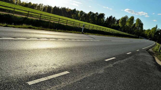 Warunki na drogach dobre, z wyjątkiem północy